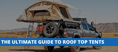 The Ultimate Guide To Toyota Tacoma Roof Top Tents