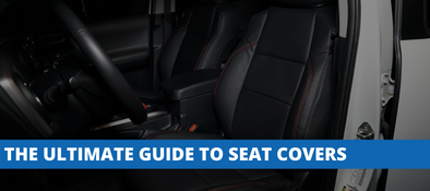 The Ultimate Guide To Toyota Tacoma Seat Covers