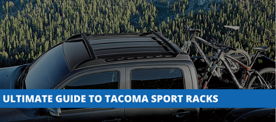 The Ultimate Guide To Toyota Tacoma Sport Racks