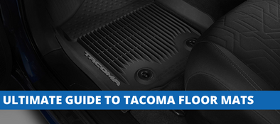 The Ultimate Guide To Toyota Tacoma Floor Mats