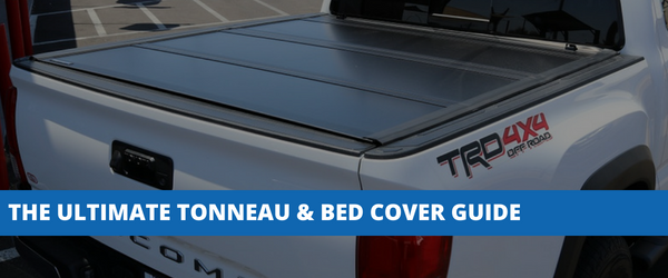 The Ultimate Guide To Toyota Tacoma Tonneau & Bed Covers