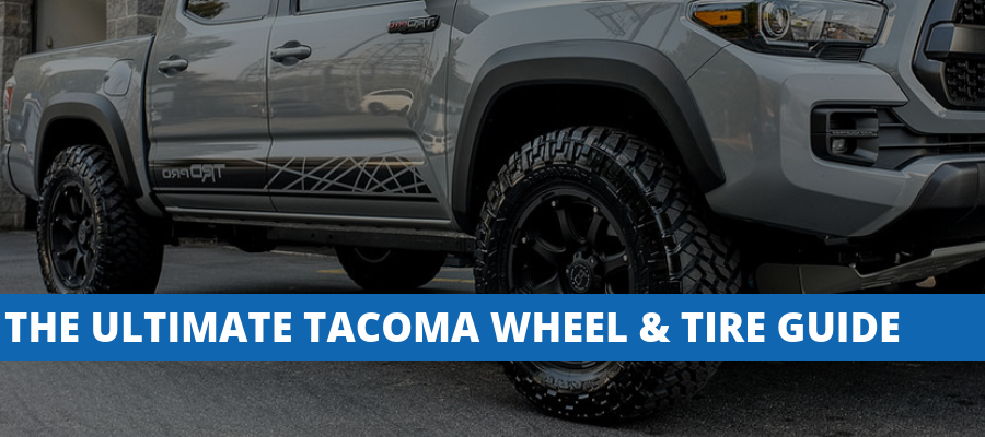 The Ultimate Toyota Tacoma Tire & Wheel Guide – Empyre Off-Road