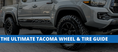 The Ultimate Tacoma Tire & Wheel Guide