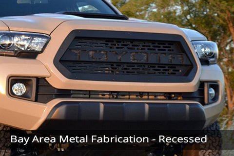 Which Grille Is Right For Your 3rd Gen Toyota Tacoma