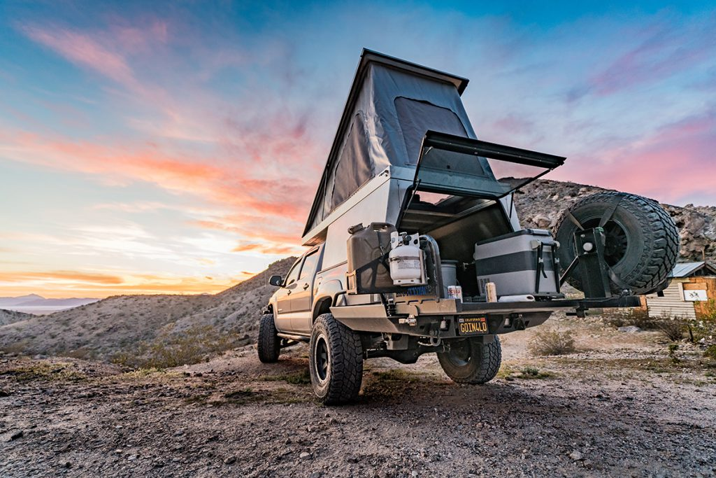 The Ultimate Guide To Toyota Tacoma Roof Top Tents ...