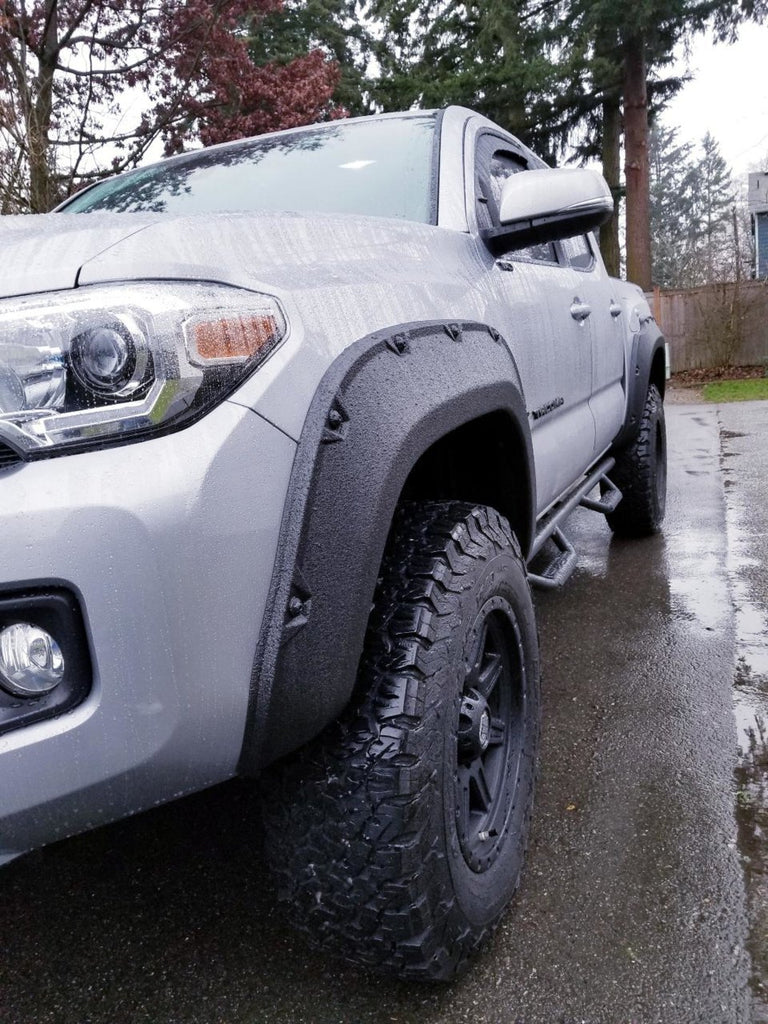 The Ultimate Guide To Toyota Tacoma Fender Flares Empyre Off Road