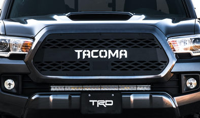 2018 - 2020 Toyota Tacoma Grille Insert (TSS Ready)