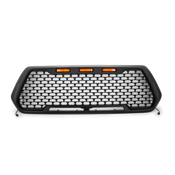 2016-2017 Toyota Tacoma Raptor Style Grille (Turn Signals)