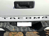 2016 - 2019 Toyota Tacoma Tailgate Letter Inserts