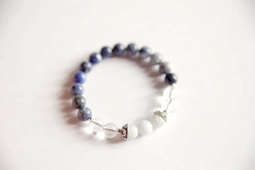 The Third Eye Chakra - Genuine Sodalite, Crystal