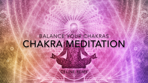 Image of The 7 Chakra Balancing Meditation