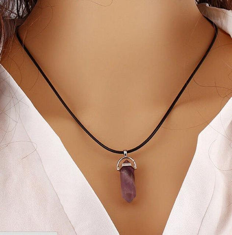 Image of Natural Stone Necklace