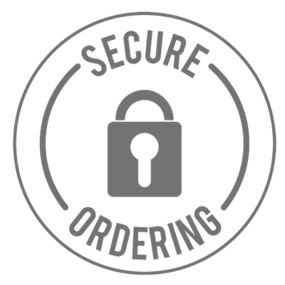Image of All orders protected by secure SSL