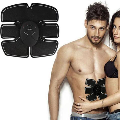 Abs Toning Belt - USB Chargable Abs Trainer