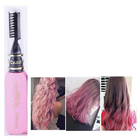 Hair Mascara - Temporary Hair Color Brushes