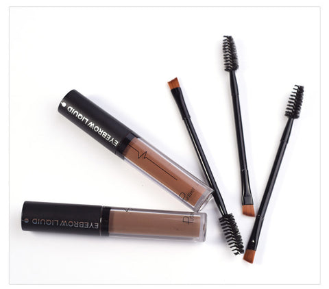 Henna Eyebrow Gel Brush Eyebrow Enhancer Liquid Eyebrow Tattoo