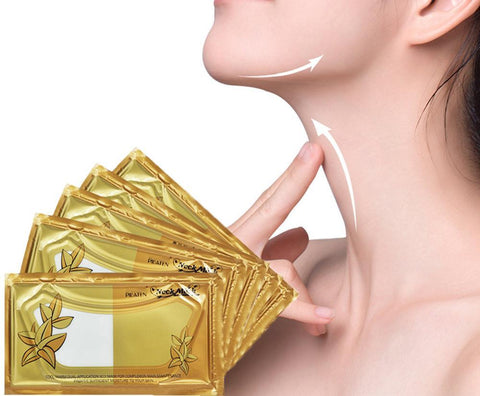 Anti Aging Wrinkle Recovery Neck Mask - 2pcs