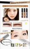 Peel Off Eyebrow Tattoo Gel - Long Lasting Eyebrow Enhancer
