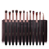 Makeup Brushes - MSQ 12pcs Eyeshadow Makeup Brush Set