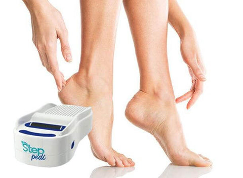 Step Pedi Electric Foot File
