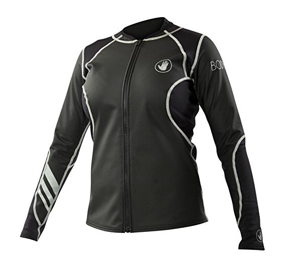 Body Glove Women's Mid Weight Fleece Jacket
