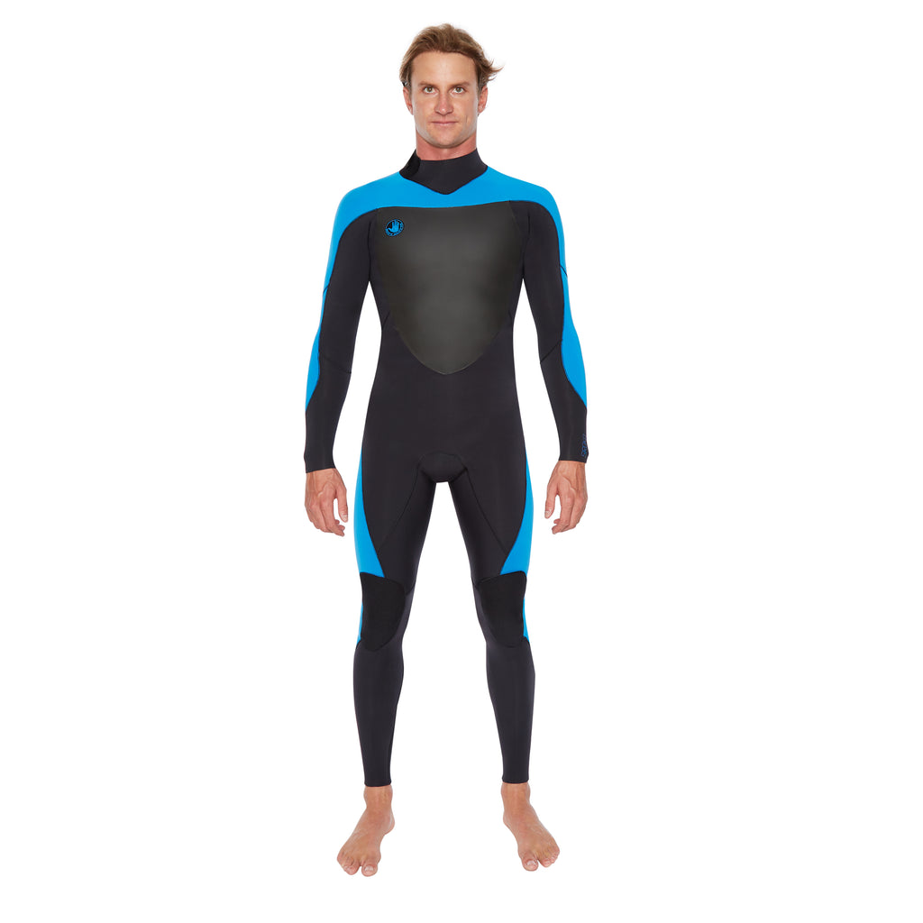Siroko Back Zip Fullsuit 4/3mm
