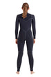 Topaz Separated Zip Fullsuit 4/3mm