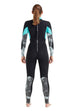 Stellar Back Zip Fullsuit 3/2mm