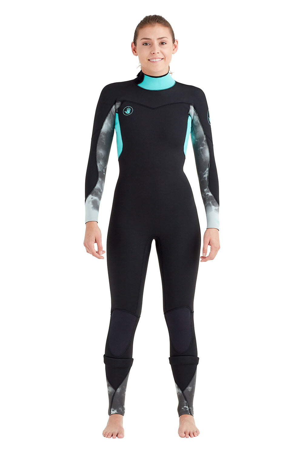 Stellar Back Zip Fullsuit 4/3mm