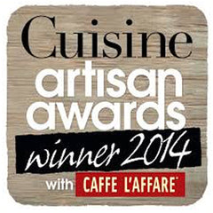 cuisine award winner 2014 - relish the thought