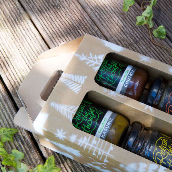 Relish Gift Box – Limited Christmas Edition