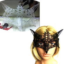 Steampunk Lace Mask, masquerade party mask , Cosplay costume mask, Victorian mask