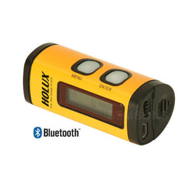 Holux M-241 Bluetooth GPS Data logger with ezTour Software (GR-241, LCD display, 130,000 waypoints, WAAS, Run on AA battery)
