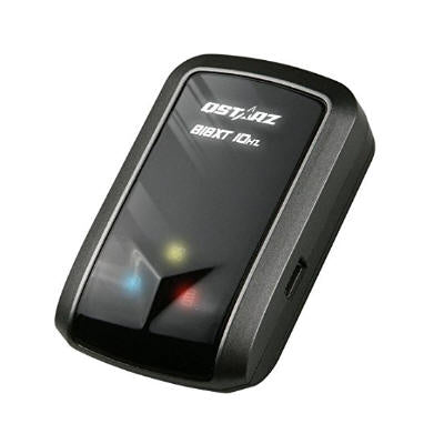 Qstarz BT-Q818XT 10Hz High Speed Bluetooth GPS Receiver (66 ch MTKII, Dual Interface USB/Bluetooth)