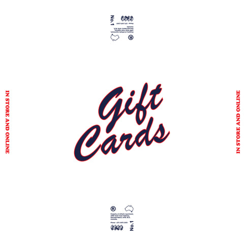 Alfred's Apartment - Gift Cards