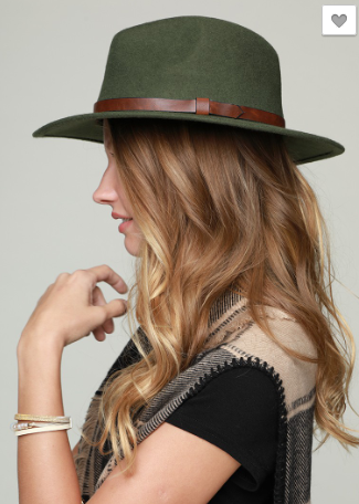 Aussie Hat - The Teal Antler Boutique