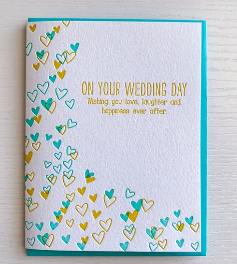 Wedding Happy Ever After Card