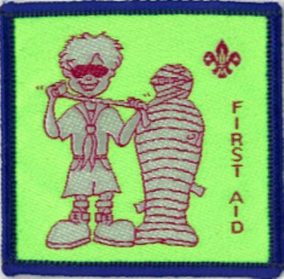 BLANKET PATCH - FIRST AID
