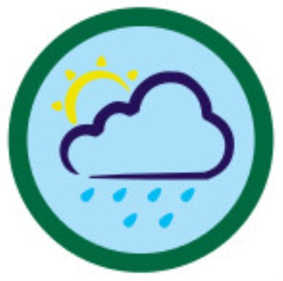 SCOUT BADGE - METEOROLOGY
