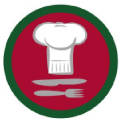 SCOUT BADGE - COOKING
