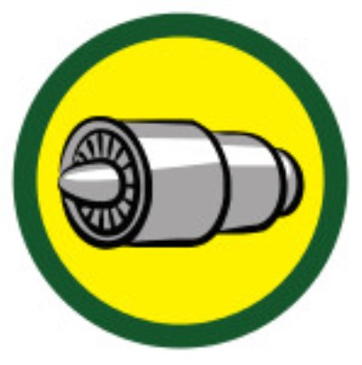 SCOUT BADGE - AIRCRAFT TECHNICAL KNOWLEDGE TWO