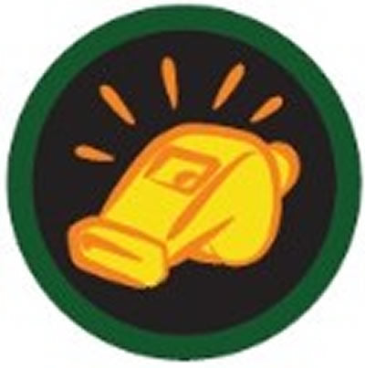 SCOUT BADGE - SPORTS