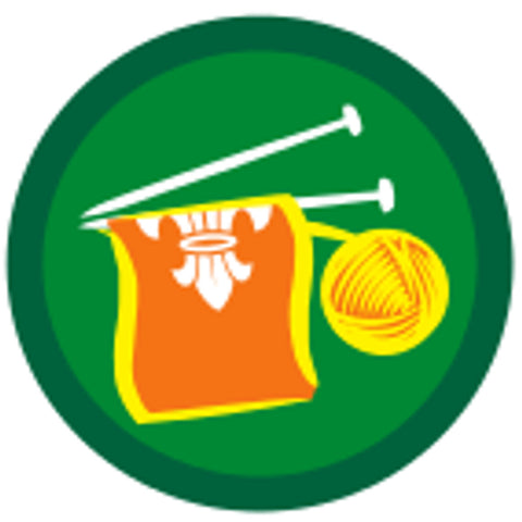 SCOUT BADGE - CRAFTSPERSON