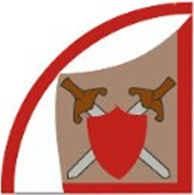 ROVERS - ST GEORGE'S SCOUT AWARD BADGE - PERSONAL DEVELOPMENT CORNERSTONE