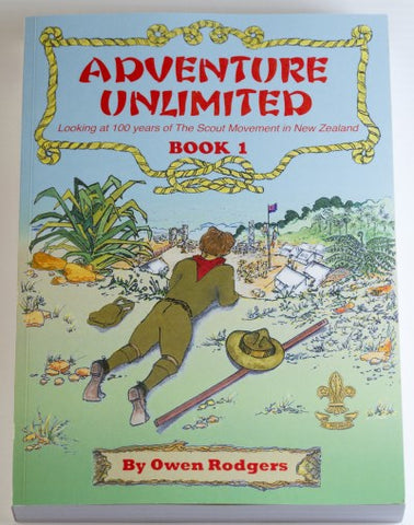 BOOK - ADVENTURE UNLIMITED