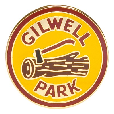 PIN - GILWELL PARK