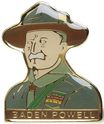 PIN - LORD BADEN-POWELL