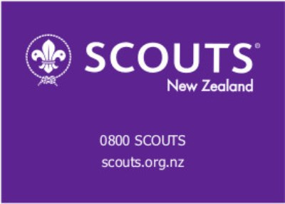 MAGNET - SCOUTS NEW ZEALAND