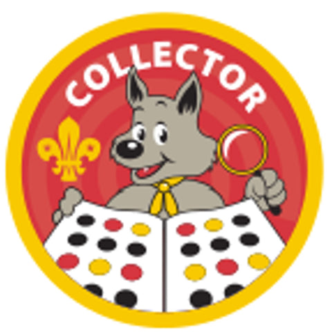 CUB BADGE - COLLECTOR