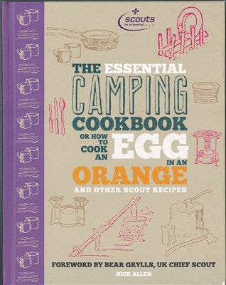BOOK - THE ESSENTIAL CAMPING COOKBOOK